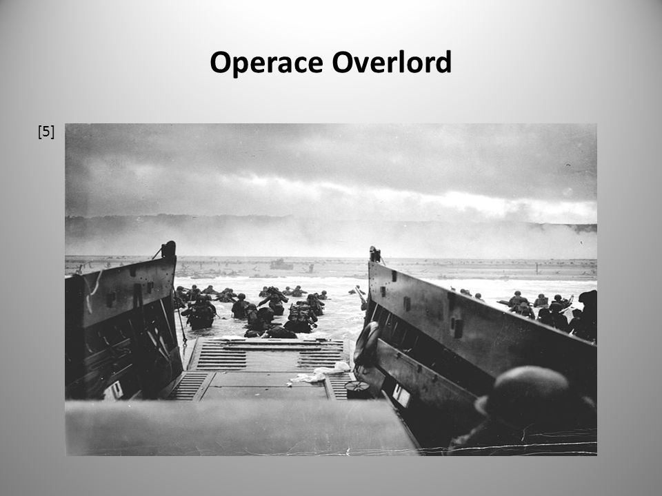 Operace Overlord [5]